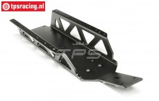 TPS7477/GM Extra strong Chassis HPI-Rovan, Gun-Metal, 1 pc.