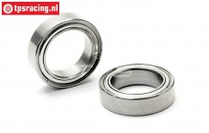 HPIB030 Ball Bearing, (Ø10-Ø15-H4 mm), 2 pcs.