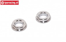 TPSB075 Steel Brake axle bushing Ø6-Ø10-H3 mm, 2 pcs.