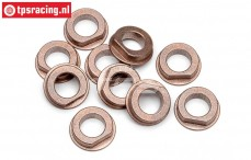 HPIB075 Brake axle bushing, (Ø6-Ø10-H3 mm), 10 pcs.