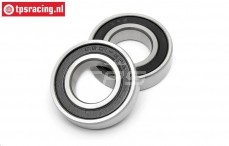 HPIB089 Ball Bearing, (Ø12-Ø24-H6 mm), 2 pcs.