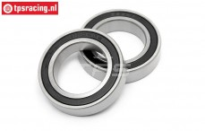 HPIB094 Ball Bearing, (Ø20-Ø32-H7 mm), 2 pcs