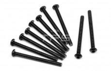 HPIZ362 Button Head Screw (M3-L35 mm), 10 pcs