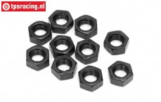 HPIZ655 Nut (M5-H4 mm), 10 pcs.