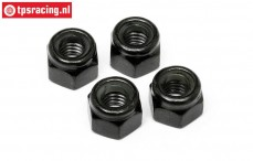 HPIZ665 Steel Lock nut M5, 4 pcs.