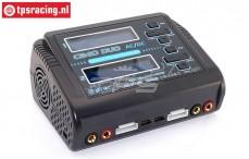 HTRC C240 DUO Charger 12-220 volt, Set