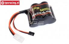 TPS5200HP Racing-Line HP Akku 5200 mAh, 1 pc.