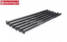 PDI-HV2060-2070MG housing screws, 6 pcs