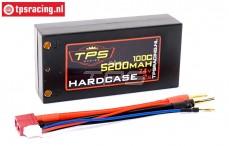 TPS5200HC 2S Shorty LiPo Race-Line 5200 Hardcase, 1 pc.