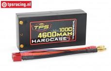 2S Li-Po Hardcase, 4600 mAh, 2S-7,4 Volt, 100C, 1 pc.