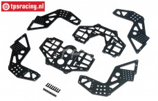 LOS241034 Chassis side plates LMT Truck, Set