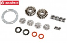 LOS242037 Differential Gears LMT Truck, Set