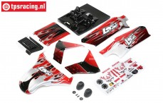 LOS250044 LOSI DBXL-E 2.0 Body, Set