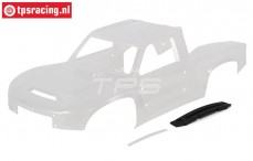 LOS250046 Body and Front Grill Clear SBR 2.0 Brenthel, Set