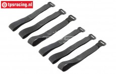 LOS251048 Battery Strap DBXL-E, 6 pcs.
