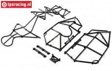LOS251051 LOSI Roll Cage Flip Complete DBXL-E, Set