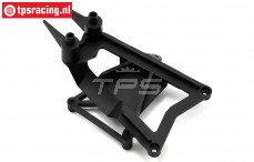 LOS251060 Rear Chassis Brace-ESC mount SBR, Set