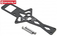 LOS251062 Center Chassis-Stand off Super Baja Rey, Set