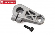 LOS251066 Aluminium Servo arm 15T Super Baja-Rock Rey, 1 pc.