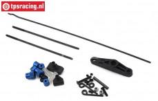 LOS251076 Throttle-Brake linkage LOSI 5T 2.0, Set