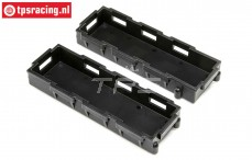 LOS251098 LOSI DBXL-E 2.0 Battery Tray, 2 pcs.