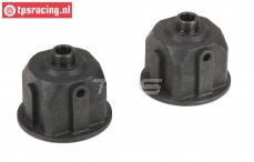 LOS252010 Differential Housing DBXL-MTXL, 2 pcs.