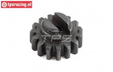 LOS252049 Steel Gear 15T MTXL, 1 pc