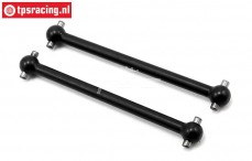 LOS252082 Dogbone rear SBR, 2 pcs.