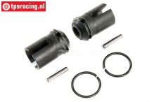 LOS252090 Drive coupling F/R 5IVE-T 2.0, 1 pc.