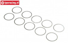 LOS252127 LOSI Differential Shim, 10 pcs.