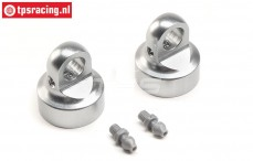 LOS253023 Shock cap Super Rock Rey, 2 pcs.