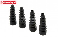 LOS253027 LOSI DBXL-E 2.0 Shock Boot, 4 pcs.