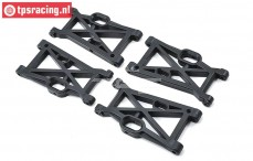 LOS254006 Suspension arms front/rear DBXL, Set