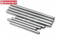 LOS254010 Hinge Pin DBXL-MTXL, 8 pcs.