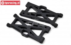 LOS254026 Suspension arms front/rear MTXL, 2 pcs