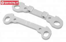 LOS254029 Hinge pin braces rear MTXL-DBXL-E, 2 pcs.