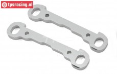 LOS254030 Hinge pin braces front MTXL-DBXL-E, 2 pcs.