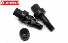 LOS254050 Shock Stand off SBR-SRR, set