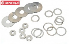 LOS256001 Shim Ring DBXL-MTXL, 20 pcs.