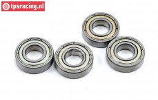 LOS257001 Ball Bearing DBXL-MTXL, 4 pcs.