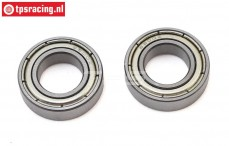 LOS257006 Ball-bearing Ø10-Ø19-H5 mm, 4 pcs.