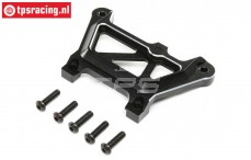 LOS351018 LOSI DBXL-E 2.0 Alloy Front top plate, 1 pc.