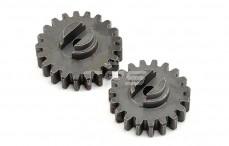 LOS352000 Gears, (19 & 21 T DBXL), 2 pcs