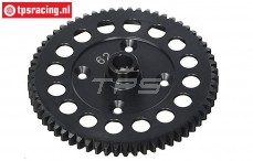 LOS352001 Differentieel Gear Center 62T BWS-LOSI-TLR, 1 pc.