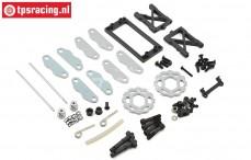 LOS352003 Mechanical Brakes DBXL-E, Set