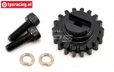 LOS352007 Pinion Gear 21T 5B-5T-MINI, set