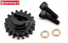 LOS352008 Pinion Gear 22T, 5B-5T-MINI, set
