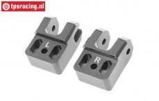 LOS354009 Aluminum Lower Trailing Arm Mount SBR-SRR, 2 pcs.