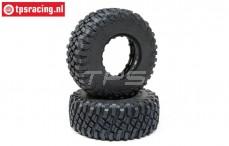 LOS43030 BFGoodrich Mud Terrain KM3 Tires SBR 2.0, 2 pcs.