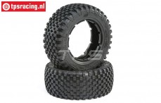 LOS45023 Tyres Hard, Set